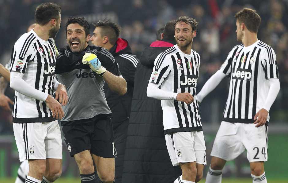 juve the road to domestic glory