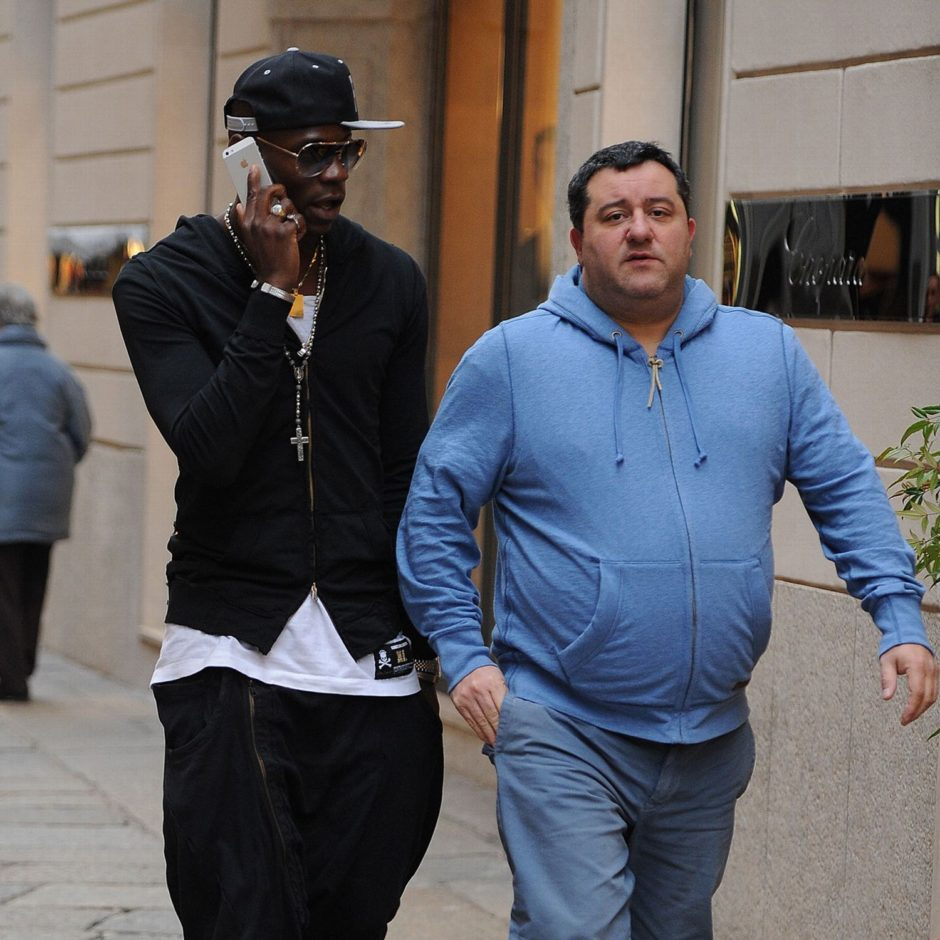 Raiola and his slimy kin…and other black and white mutterings.
