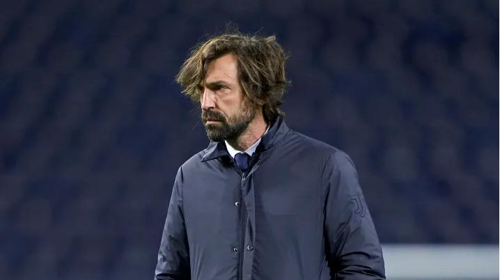 Pirlo looks on as Juve lose 2-1 to FC Porto